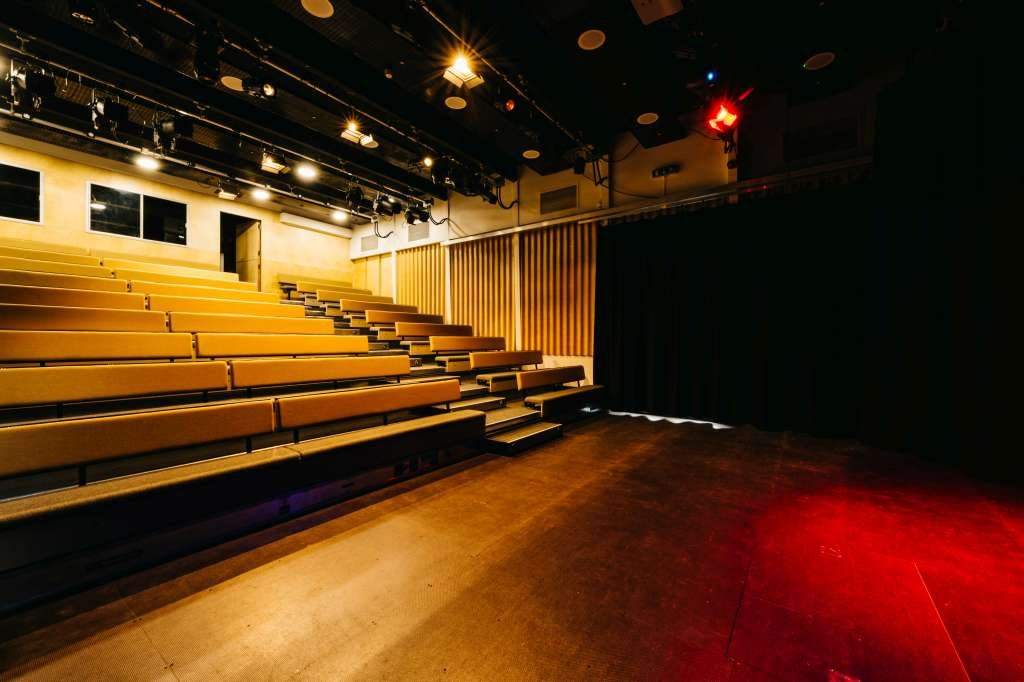 Theatre Seating - King Alfred Phoenix Theatre