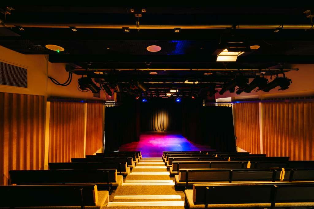 Theatre View from Box - King Alfred Phoenix Theatre