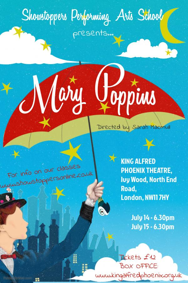 Mary Poppins – The King Alfred Phoenix